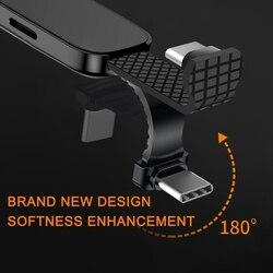 Loại C Dual Adapter Nhẫn Giá Đỡ 3.5 Mm Âm Thanh Sạc Chuyển Đổi Sạc Cho Huawei Mate 10 Pro Samsung S8 + loại C Điện Thoại Android