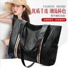Leather bag for ladi...