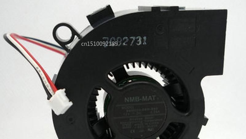 Free Shipping BM5020-04W-B49 5020 12V 3 Wire Projector Fan Blower