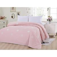 Bedspread euro Tango, Steamed cotton, 3D, 2224 03, 220*240 cm