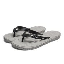 High Quality Mens Flip Flops Fashion EVA Casual Slippers Outdoor Men Summer White Shoes Multi Color Beach Slides Plus Size 39-45