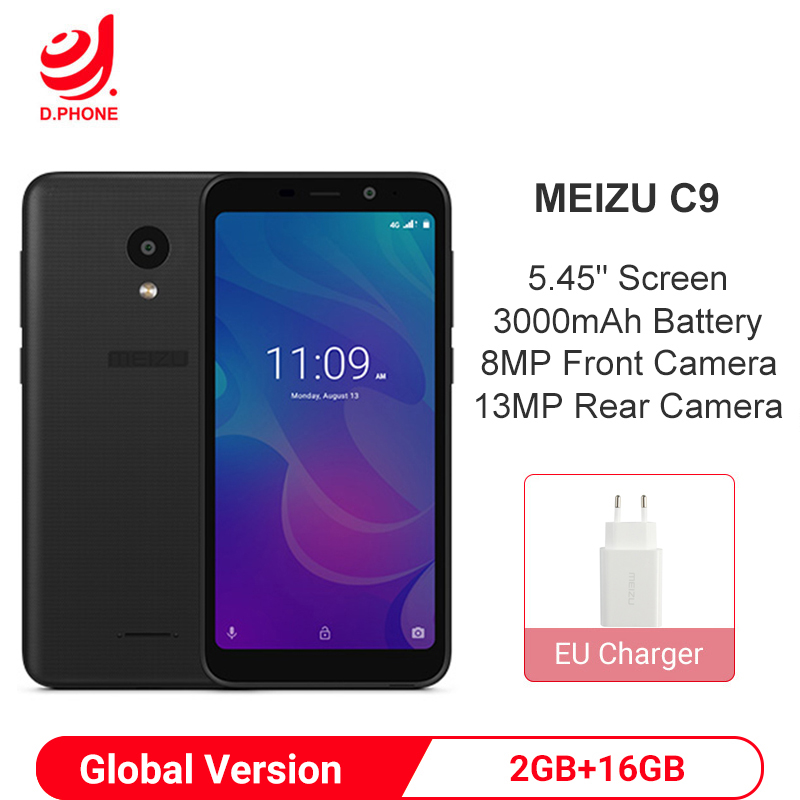 Global Version Meizu C9 2GB 16GB Android Smartphone 5.45
