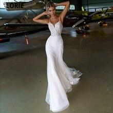 Лори 2021 Новые свадебные платья русалки для женское платье