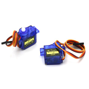 Image 3 - 4/5/10/20 Pcs/Lot MG90S Metal Gear Digitale 9G Servo SG90 Voor Rc Helicopter Vliegtuig boot Auto MG90 9G Trex 450 Rc Robot Helicopter