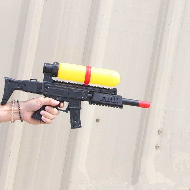 cheapest Water Guns Toys Kids Colorful Pistol Squirt Gun For Children Summer Beach Games Swimming Pool Outdoor Beach Blaster Gun Portable