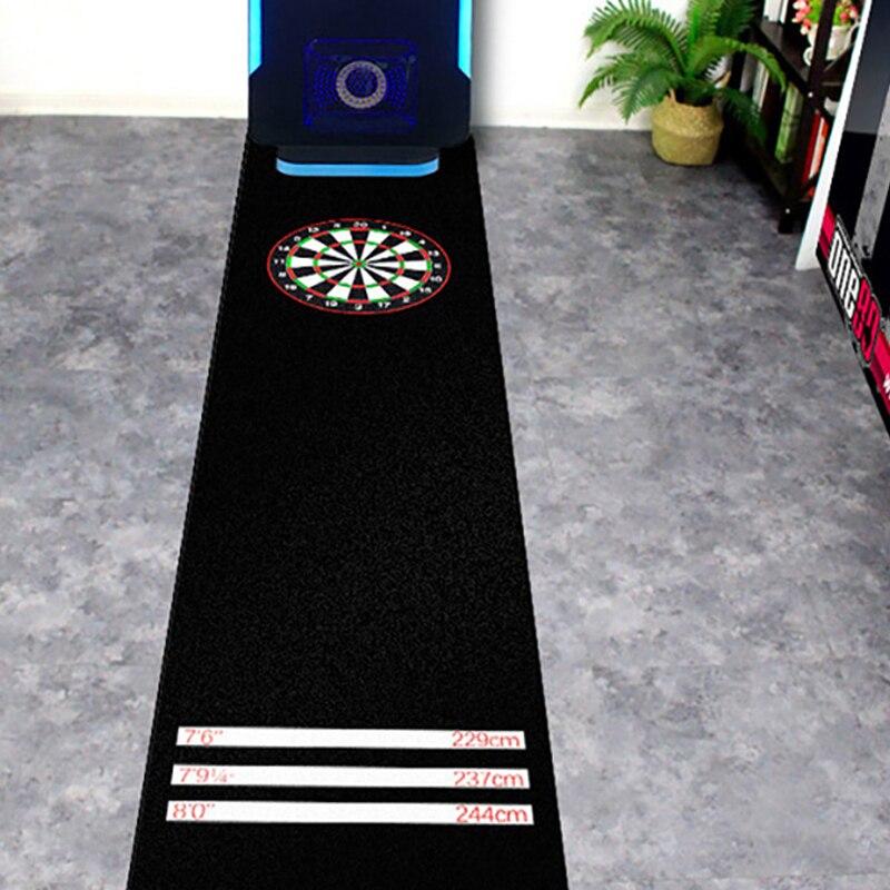 66*300cm chambre tapis sol fléchettes tapis tapis pour salon moderne tapis cuisine Vintage noir rouge tapis chambre tapis paillasson