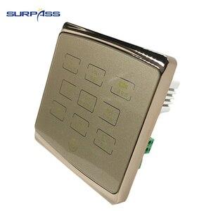 Image 4 - Casa mini bluetooth Audio in Parete pa amplificatore smart centro musicale Stereo sistema di Amplificazione del suono Hotel bluetooth fm usb sd lettore
