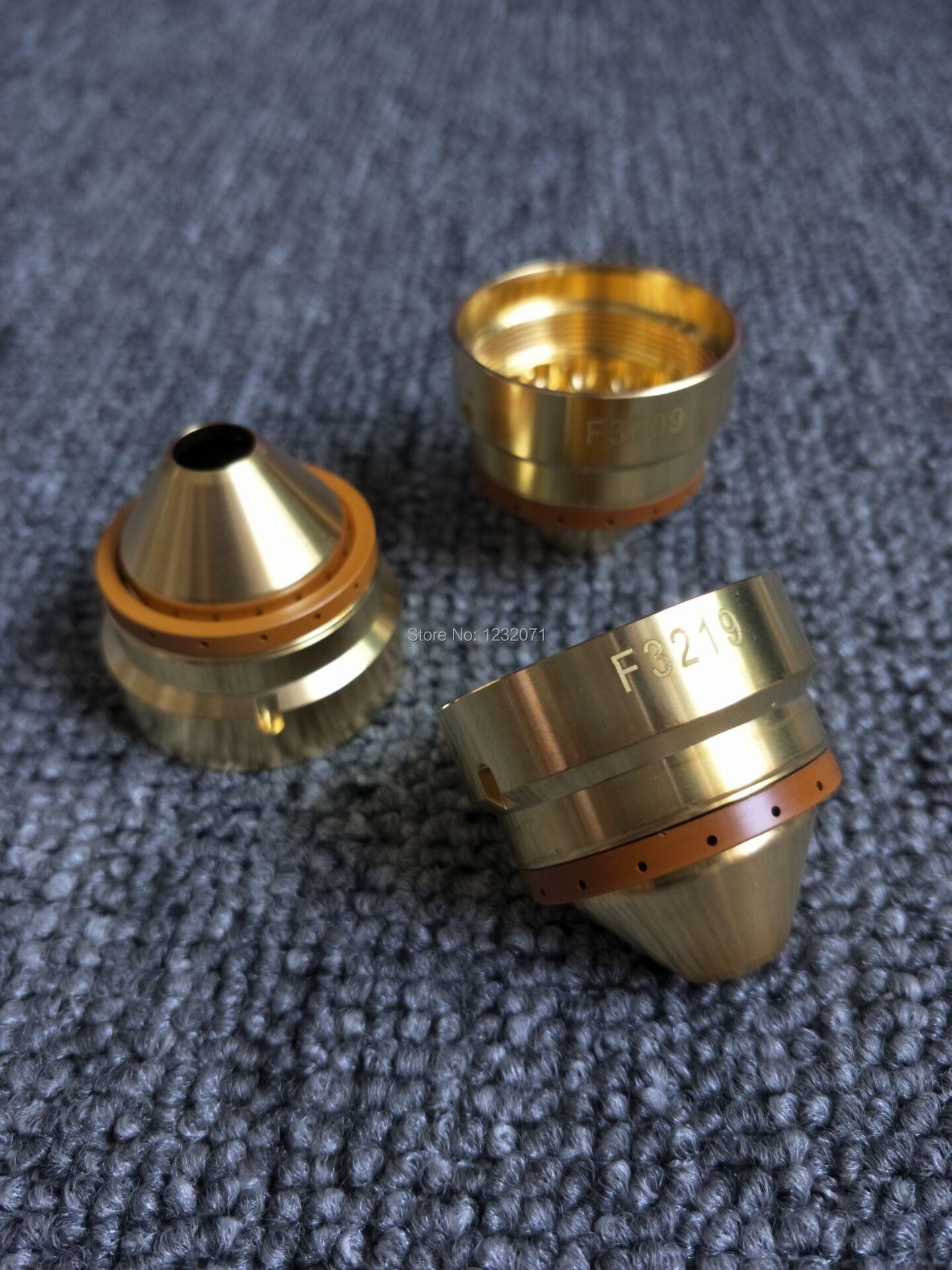 Купить с кэшбэком reed plasma cutter Nozzle Retaining Cap S3008, imported material NozzleIng Cap.11.842.401.162