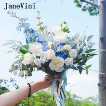 Винтажные искусственные шелковые розы с пионами и цветами