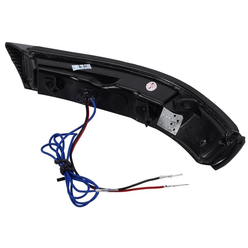 Indicador de luz de giro dinámico LED para coche, luz intermitente secuencial lateral, espejo retrovisor, ajuste de la lámpara indicadora para el coche, para el ATS V ATS 2013 2 - 2