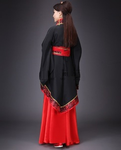 Image 3 - Ancient Chinese Cosplay Costume Ancient Chinese Hanfu Women Hanfu Clothes Lady Stage Hanfu Dress Chinese National Clothes