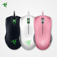 Razer Lancehead Tournament Edition Wired Gaming Mouse 16000 DPI 9 Buttons 5G Optical Sensor eSport Gaming Mouse LOL PUBG DOTA2
