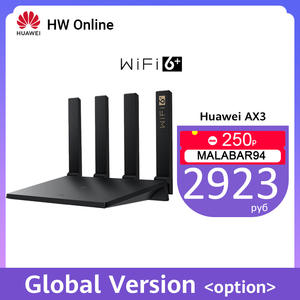 Pro WIFI Dual-Core Wireless Router 5G 3000mbps Huawei 6-Plus Ax3/ax3