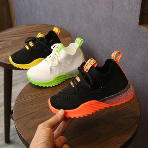 Image 4 - Kids Shoes Boys Casual Children Sneakers For Boys Leather Fashion Sport Kids Sneakers 2019 Spring Autumn Children Shoes