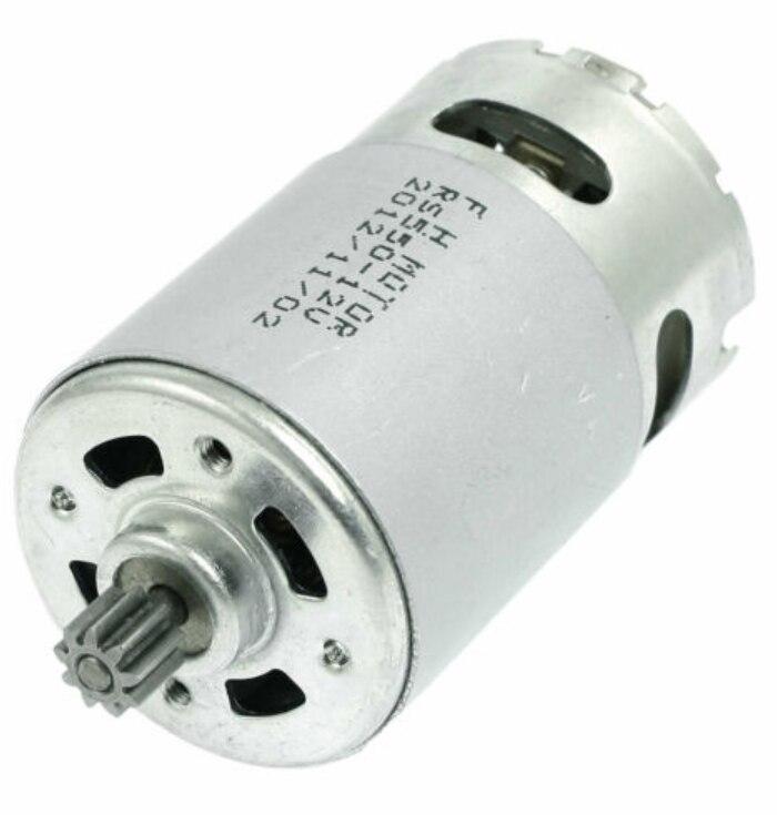 Электродрель RS550, электродрель 12 в-18 в 9/12 зубьев для GSR аккумуляторной дрели, отвертки