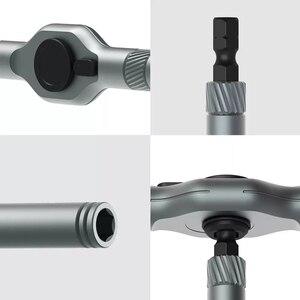 Image 5 - Youpin Duka RS1 24 in 1 Set di Cacciaviti Ratchet Wrench Screw driver Kit S2 Bit Magnetici Set di Strumenti FAI DA TE Per La Casa strumenti di riparazione