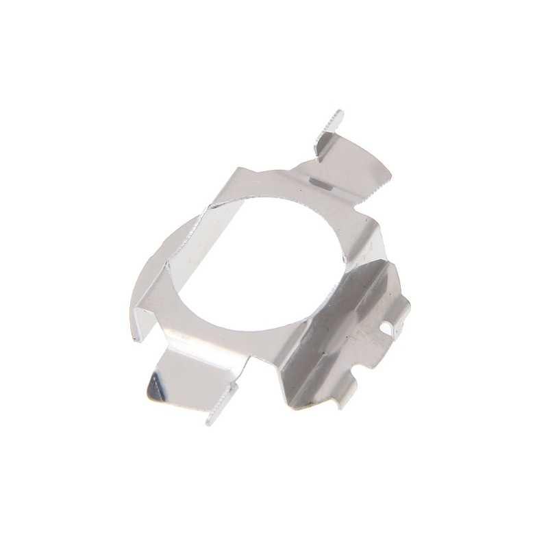 1PC H7 HID Xenon Bulbs Base Pemegang Adaptor Retainer Klip Kit Untuk VW Bora Mobil Styling