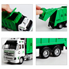 Garbage Truck High Quality Toy Trash Truck Car As Birthday Present Juguete Educational Clean Trash Car Kids Toys Gifts 1:32