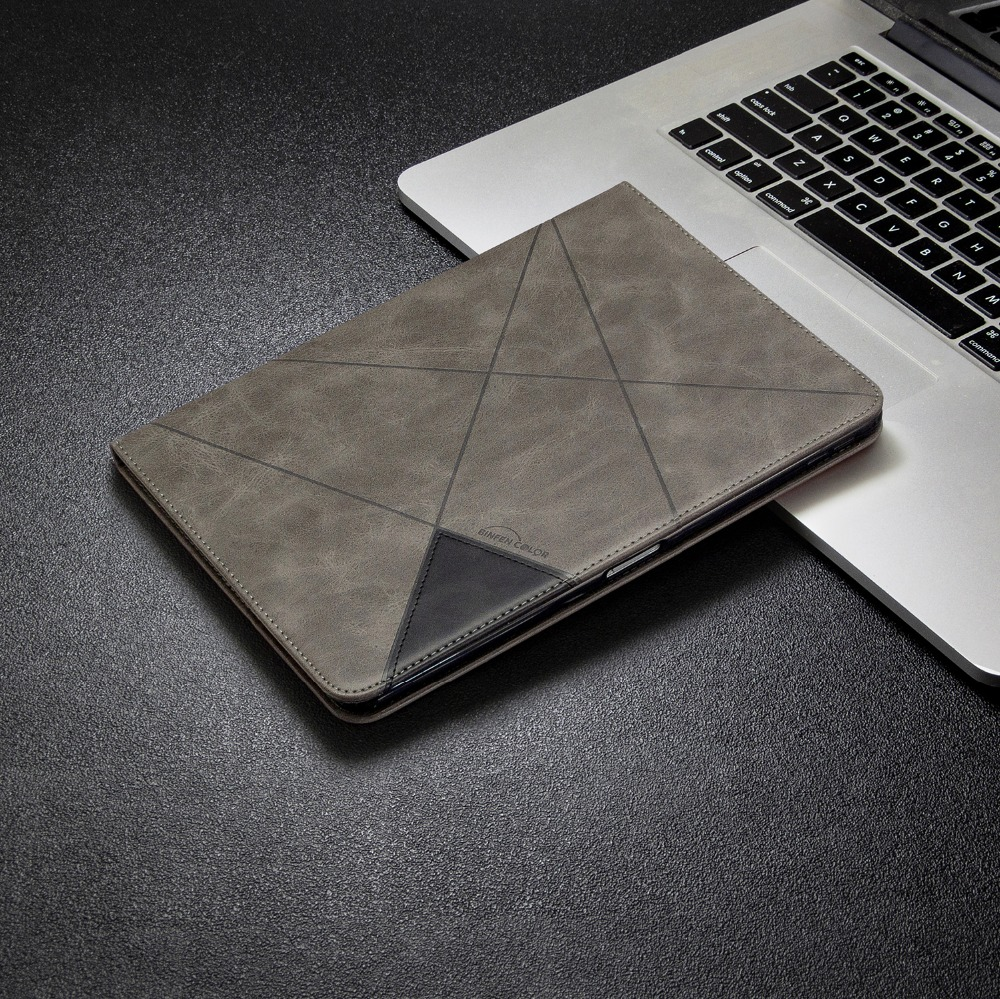 Soft With Silicone 2020 Leather Case For Back Holder Cover PU 12.9 Pro iPad Wallet 2018