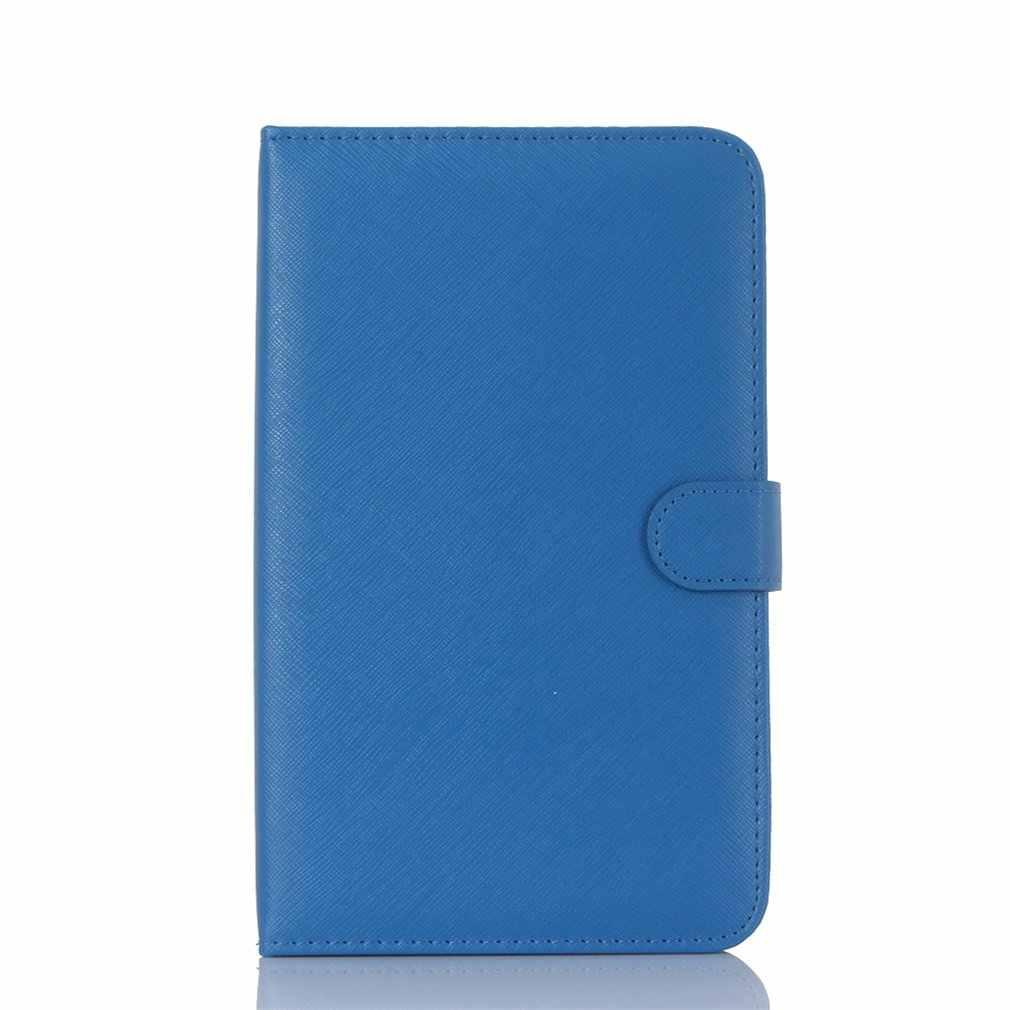 Wireless Bluetooth Universal Keyboard Holster Flip PU Case For Cellphone