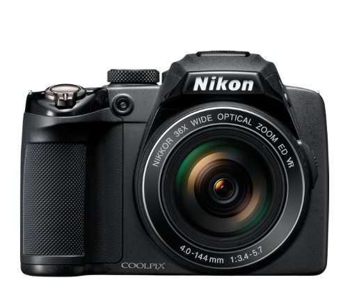 H3f8ba40ac1534f6082980b3b40934e40s USED Nikon COOLPIX P500 12.1 CMOS Digital Camera with 36x NIKKOR Wide-Angle Optical Zoom Lens and Full HD 1080p Video (Black)