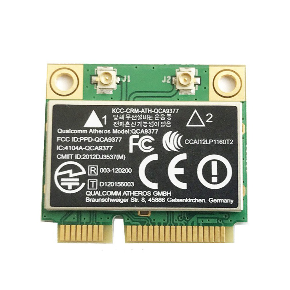 Atheros Qca9377 Mini Pci-e Dual Band Ac Bluetooth 4.2 Wireless Network Card Mini Pci-e Signal Stability