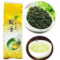 250g China Anxi Tiekuanyin Oolong Tee Frische 1275 Organischen Tee Für Gewicht verlust Tee Gesundheit Pflege Schönheit Grün Lebensmittel-in Teeschneider aus Heim und Garten bei