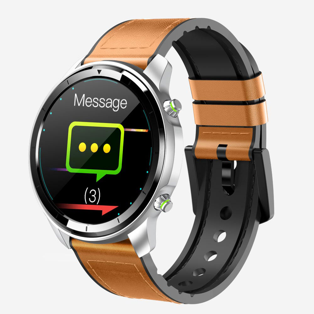 H15 Smart Watch Men Full Touch 360*360 HD <font><b>Screen</b></font> Blood heart rate Measure Fitness Tracker Wireless Charge Ceramics <font><b>Smartwatch</b></font> m3 image
