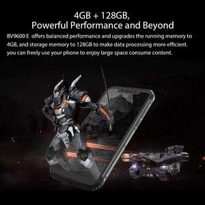 Image 3 - Blackview BV9600E 4ギガバイト128ギガバイトIP68頑丈なスマートフォン6.21 fhd + amoledアンドロイド9.0グローバル16MP P70愛オクタコアの携帯電話