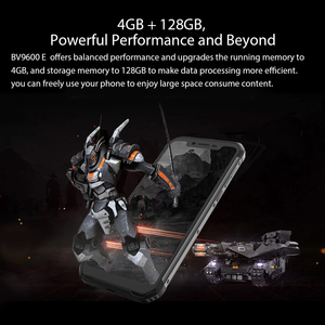 Image 3 - Blackview BV9600E 4GB 128GB IP68 Rugged Smartphone 6.21 FHD+ AMOLED Android 9.0 Global 16MP P70 AI Octa Core mobile phone