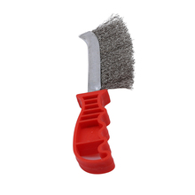 Гриль очиститель барбекю гриль стальная проволока щетка чистящие инструменты грили пикники барбекю инструменты