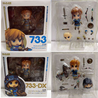 Figure Link 733-DX Breath of the Wild Action Figure Toy Doll Birthday Gift