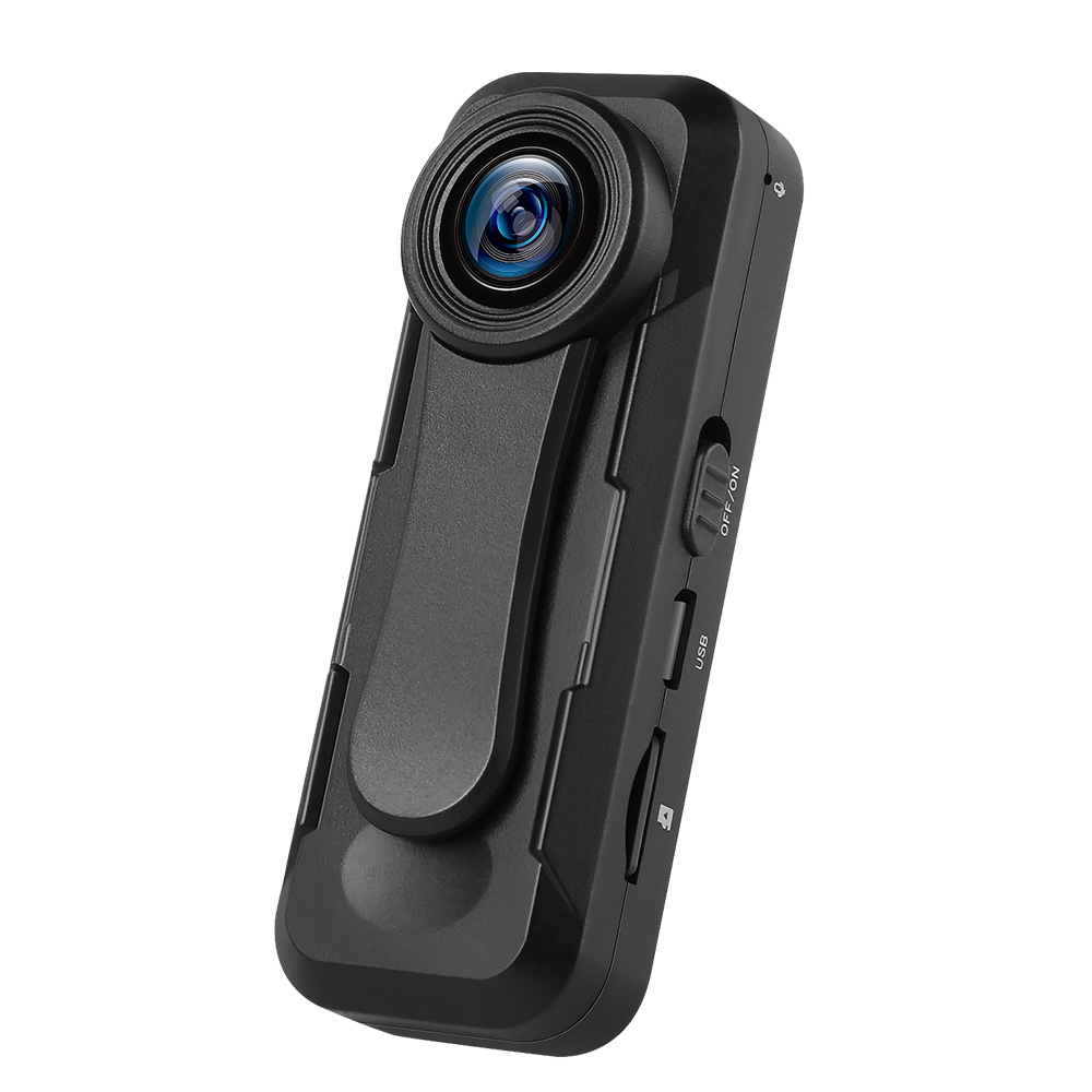 HD 1080P Mini Camera Police Body Bike Camcorder Loop Recording Pen Night Vision