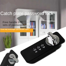 Toolbox Lock Drawer Locker Lock Double Open Dial Code Lock Metal Filing Cabinet Lock Letter Box Cam Lock