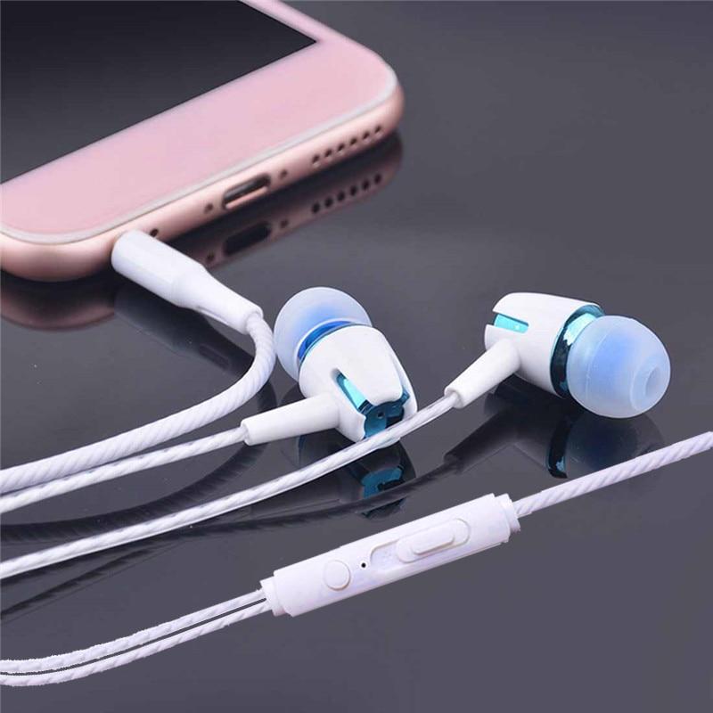 Проводные наушники E18, регулируемая громкость, пауза/воспроизведение, для Huawei xiaomi Honor 3,5 мм, наушники-вкладыши, гарнитура для смартфона