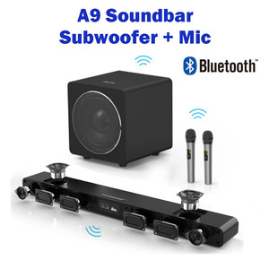 A9 Bluetooth Speaker 8 Voice u
