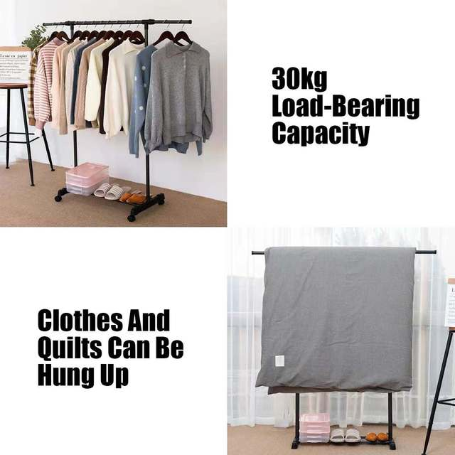 Deluxe Clothes Hanger 4