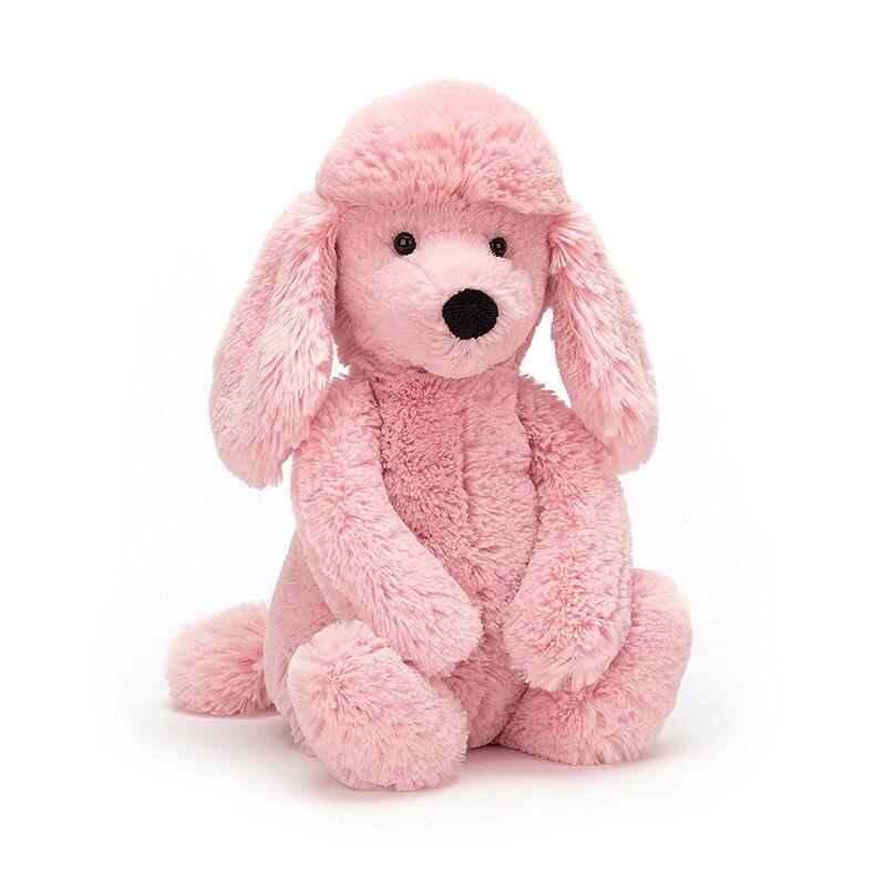 30cm new dog plush toy VIP poodle Miss Mummy dog soothing toy children rag doll birthday gift plush filled pet dog toy dog doll