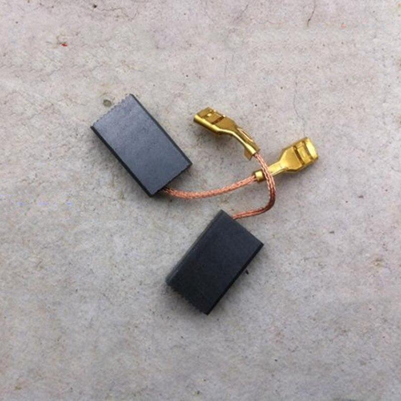 2pcs Carbon Brush Replacement For Hilti TE500 TE35 TE40 TE50 TE56 TE70 TE76 TE16 Hammer Brush Good Quality