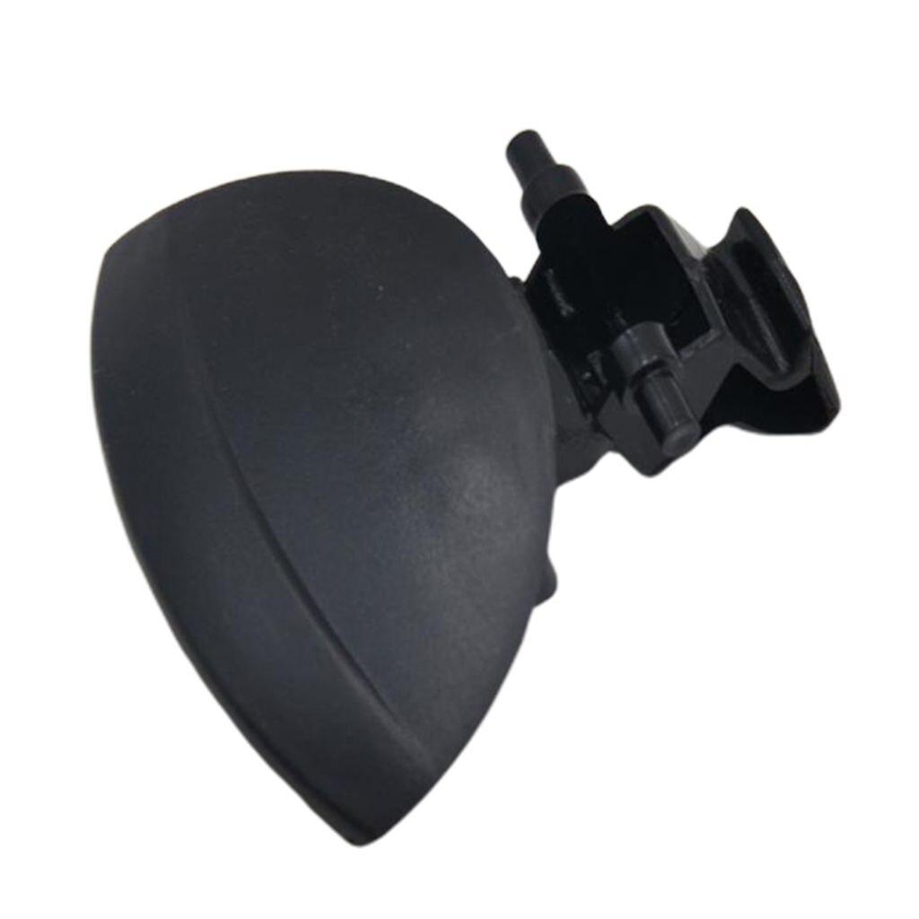 MagiDeal Black Glove Box Storage Compartment Lock Catch Handle For Citroen C C4