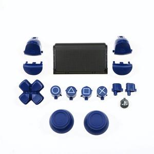 Image 3 - YuXi Full Set Touchpad Buttons Trigger L1 R1 L2 R2 Repair Parts for Sony PS4 Pro Slim for Dualshock 4 Controller jds 040 JDS 040