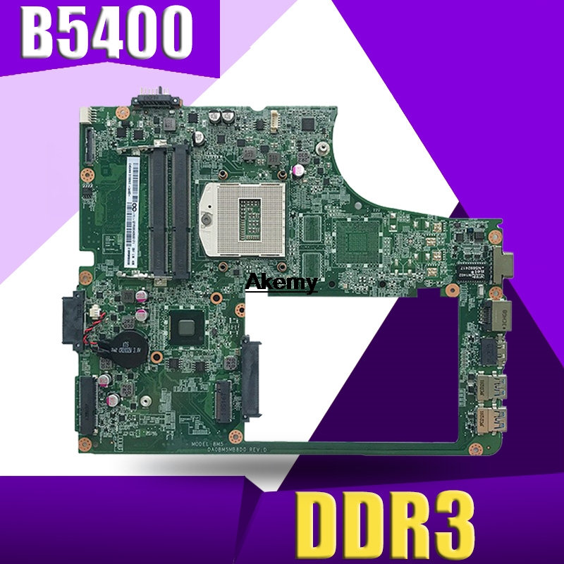 Quality System Motherboard Fit For Lenovo B5400 Motherboard DA0BM5MB8D0 RPGA947 DDR3 100% Tested OK ,Product NEW