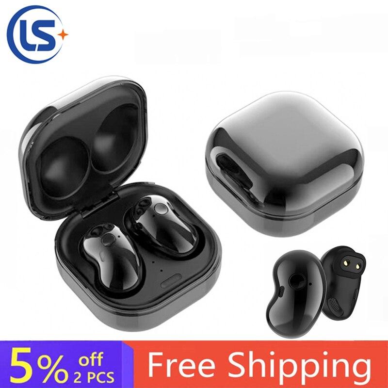 Écouteurs sans fil Bluetooth pour Samsung Galaxy, oreillettes de sport, antibruit, pour tous les téléphones intelligents, LS S6 Tws |
