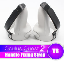 Oculus quest 2 vr анти off hand knuckle band voor touch controller