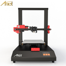 цены 2019 Anet ET4 Full Metal Frame FDM 3D Printer Kit DIY Easy Assembly Desktop Auto 3D Printer with PLA Filament Impresora 3d Print