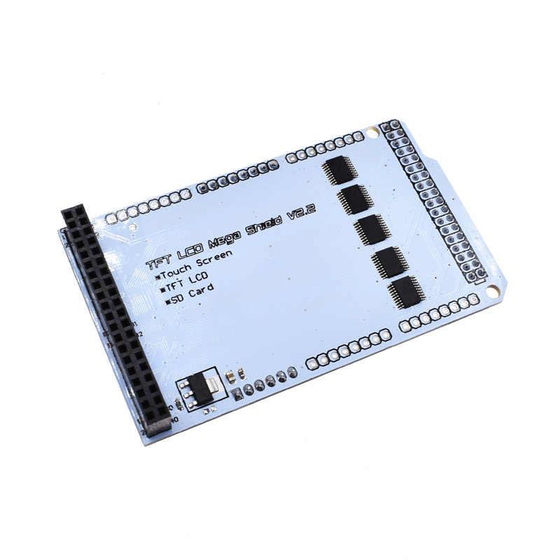 TFT 3.2 pouces Mega Touch LCD carte d'extension bouclier-IC pression partielle pour arduino Mega 2560 R3