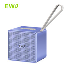 EWA A105 mini Bluetooth Speaker Built-in Battery Portable Wireless for Smart Phone/Tablet/Pad Support MicroSD Card(China)
