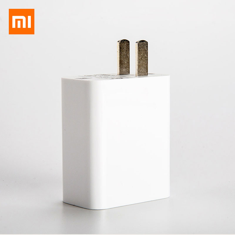 Xiaomi 100% Original xiaomi MI9 SE fast wall <font><b>charger</b></font> QC 4.0 <font><b>27W</b></font> fast <font><b>charger</b></font> adapter Type-C Cable for <font><b>MI</b></font> 8 7 F1 mix 2 2S 3 image