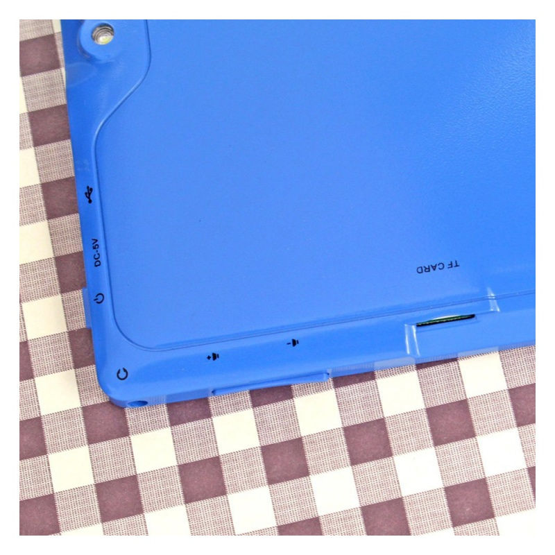7 inch Android Google Tablet PC 4.2.2 8GB 512MB DDR3 Quad-Core Camera Capacitive Touch Screen 1.5GHz WiFi blue 4