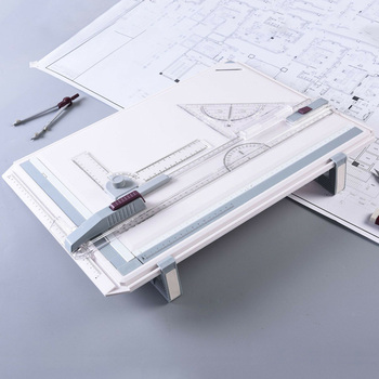 Drawing Board A3 Drafting Tables with Parallel Motion Angle Measuring System JDH99